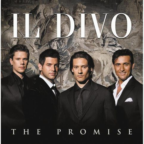 The Promise CD by Il Divo 1Disc