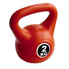 Basics Brand Plastic Kettlebell 2kg