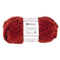 Rosie's Studio Trends Yarn Presto Terracotta 150g
