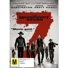 The Magnificent Seven DVD 1Disc