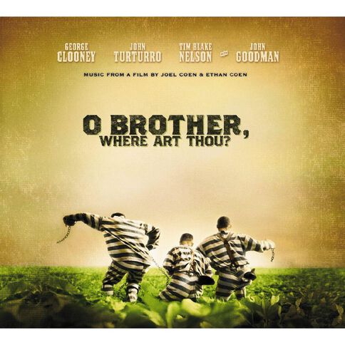 O Brother Where Art Thou? CD by Original Soundtrack 1Disc