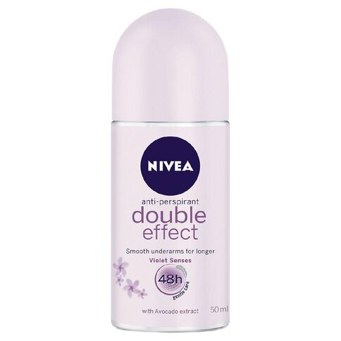 Nivea Roll On Deodorant Double Effect 50ml