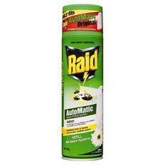 Raid Auto Natural Refill 305g