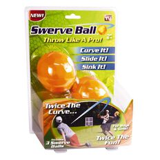 As Seen On TV Swerve Ball