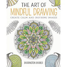 Barrington Barbers Art of Mindful Drawing