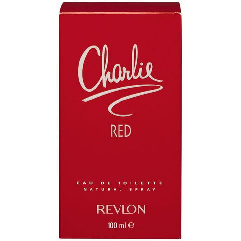 Revlon Charlie Red EDT 100ml