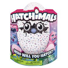 Hatchimals Owlicorn Blue or Pink Assorted Exclusive to The Warehouse