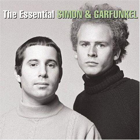 The Essential CD by Simon & Garfunkel 2Disc