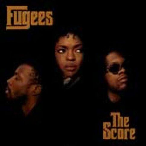 The Score by Fugees CD