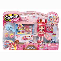Shopkins Shoppies Donatina's Donut Delights Set