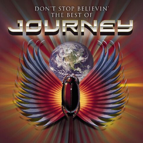 Don't Stop Believing Best of CD by Journey 2Disc