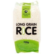 South Seas Long Grain Rice 700g