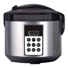Living & Co Digital Rice Cooker 10 Cup 1.8L