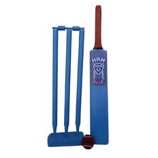 Cricket Set Blue Size 5