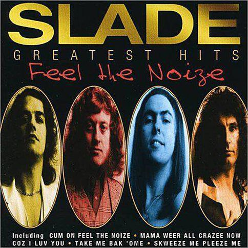 Feel The Noise Greatest Hits CD by Slade 1Disc