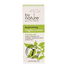 By Nature Replenishing Night Cream 60ml