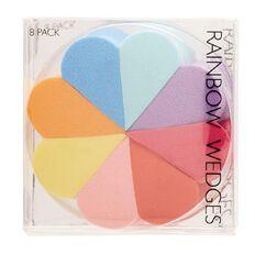 Wedge Sponge Rainbow 8 Pack