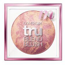 Covergirl Tru Blend Blush Medium Rose 200
