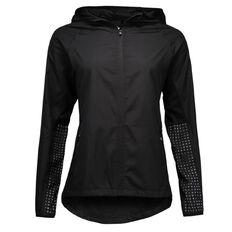 Active Intent Women's Reflective Dots Running Jacket