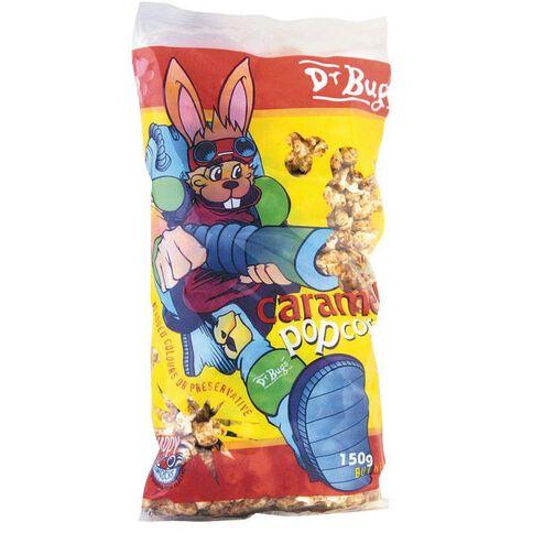 Dr Bugs Caramel Popcorn 150g