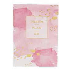 Stylo Dream Hardcover Notebook with Gold Foil A5