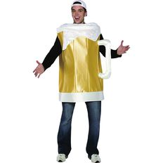 Beer Mug Costume Small to Large