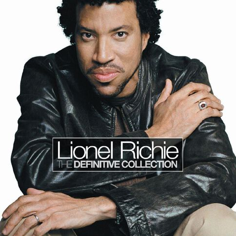 The Definitive Collection CD by Lionel Richie & The Commodores 2Disc
