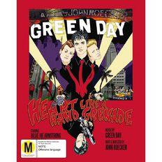 Green Day Heart Like A Hand Grenade DVD 1Disc