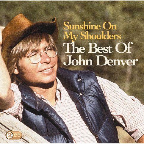 Sunshine on My Shoulders Best of CD by John Denver 2Disc