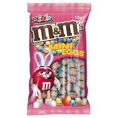 M&M's Mini Eggs 125g