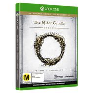 XboxOne Elder Scrolls Online Tamriel Unlimited