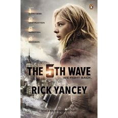 The 5th Wave Film Tie-In by Rick Yancey