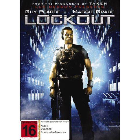 Lockout DVD 1Disc