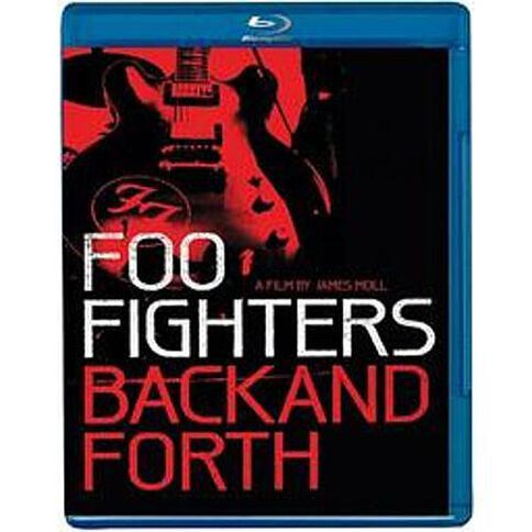 Foo Fighters Back & Forth (Blu-ray)