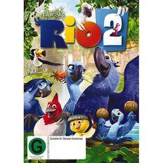 Rio 2 DVD 1Disc