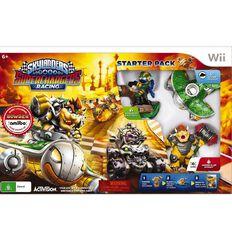 Nintendo Wii Skylanders Super Chargers Starter Pack
