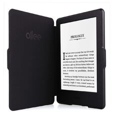 Ollee Protective Case for Kindle 8th Gen Black