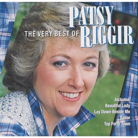 Very Best of CD by Patsy Rigger 1Disc