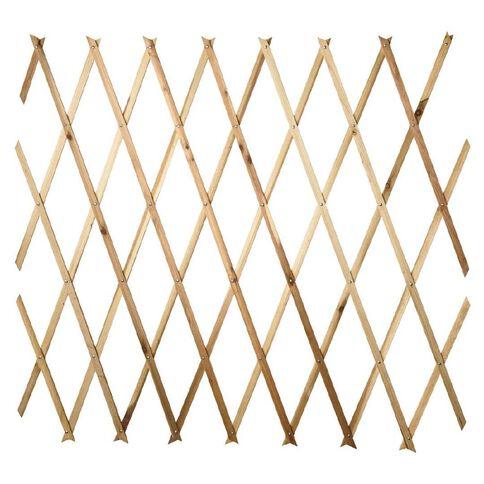 Expanding Wooden Trellis 180cm x 90cm