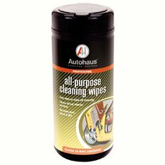 Autohaus All Purpose Cleaning Wet Wipes 30 Pack