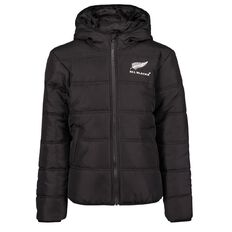 All Blacks Kids' Puffer Jacket