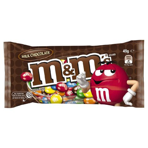 M&M's Milk Chocolate 49g