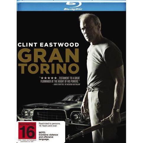 Gran Torino Blu-ray 1Disc