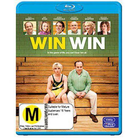 Win Win Blu-ray 1Disc