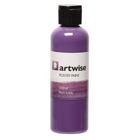 Artwise Poster Paint Purple 150ml