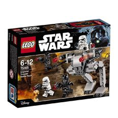 Star Wars LEGO Imperial Trooper Battle Back 75165