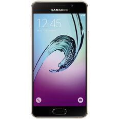 2degrees Samsung Galaxy A3 Gold