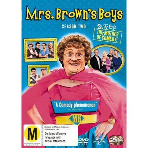 Mrs Browns Boys Season 2 DVD 2Disc