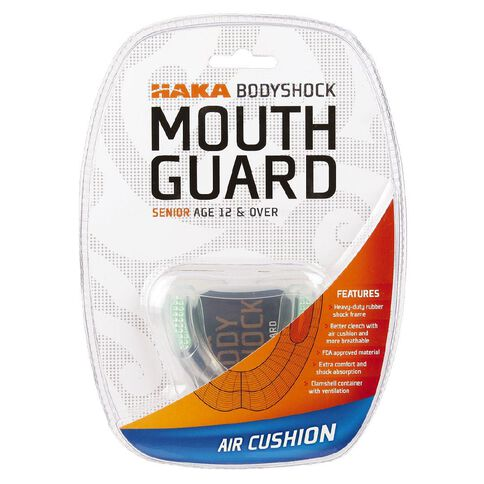 Haka Mouth Guard Air Fluoro Senior