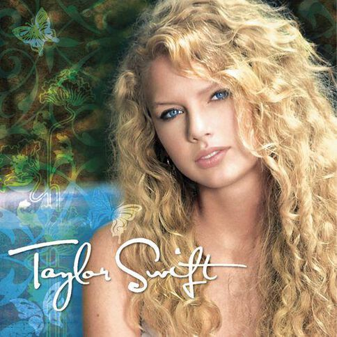 Taylor Swift CD by Taylor Swift 1Disc